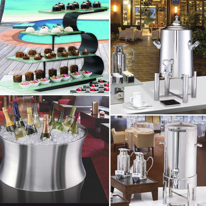Restaurant, Hotel, Buffet Equipment